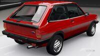 FH4 Ford Fiesta 81 Rear