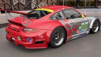 FH3 Porsche GT3 RSR Rear