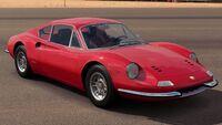 FH3 Ferrari Dino Front