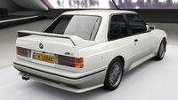 FH4 BMW M3 91 Rear
