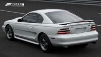 FM7 Ford Mustang 95 Rear