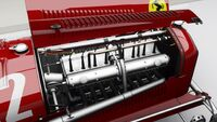 FH4 Alfa Romeo P3 Engine