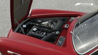 FM7 Alfa Giulietta Engine