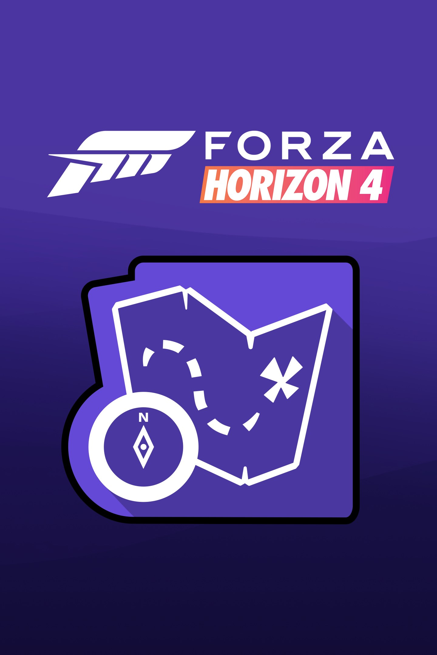 Forza Horizon 4/Treasure Map