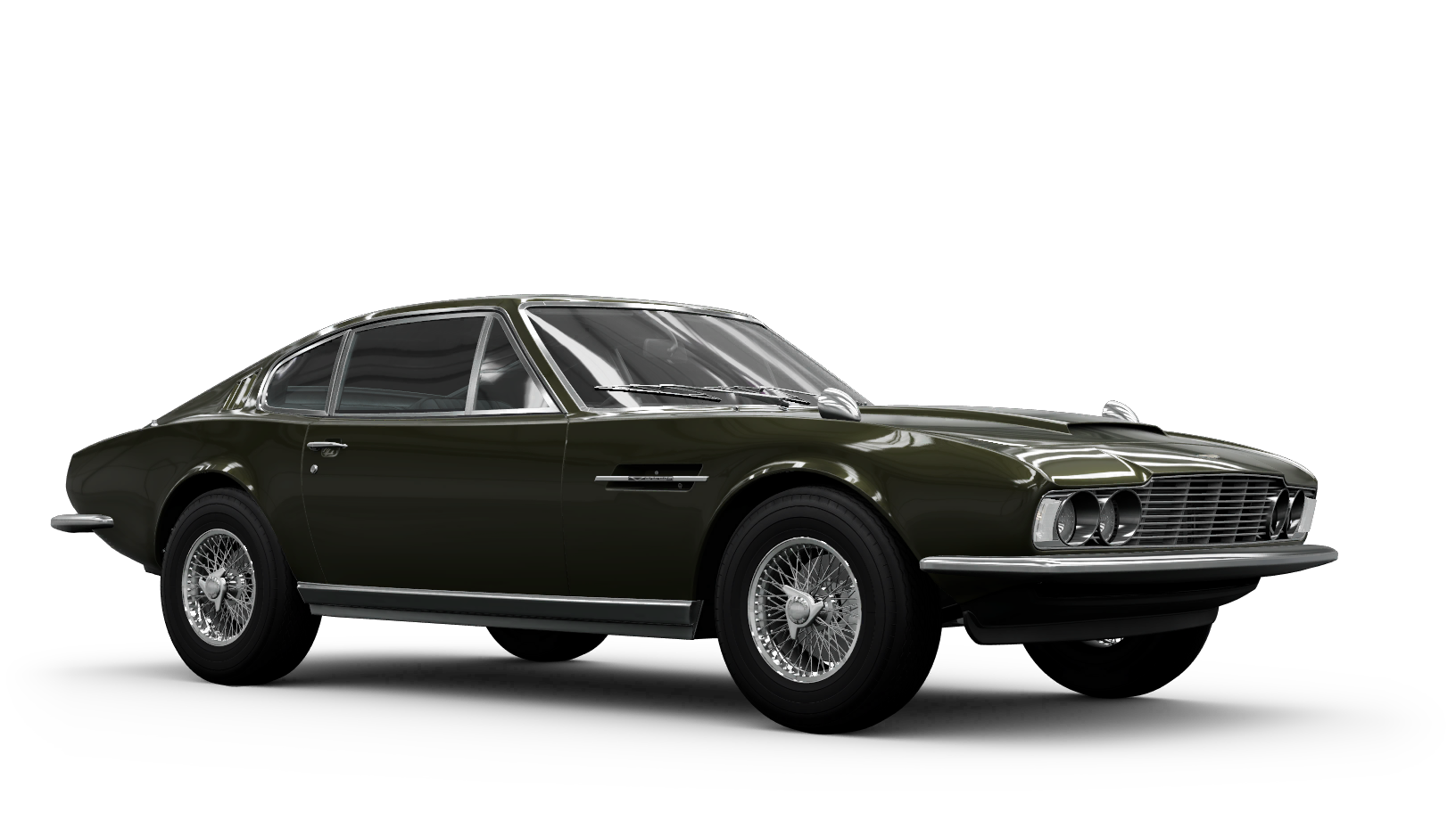 James Bond Edition Aston Martin DBS (1969)