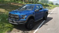 FH4 Ford F-150 Raptor front
