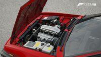 FM7 Alfa GTV-6 Engine