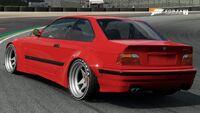 FM7 BMW M3 97 FE Rear