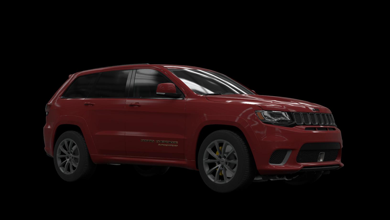 Jeep Grand Cherokee Trackhawk Forza Wiki Fandom
