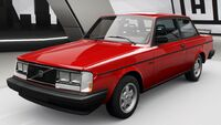 FH4 Volvo 242 Turbo Evolution Front