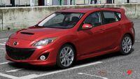 FM4 Mazda Mazdaspeed3-2010