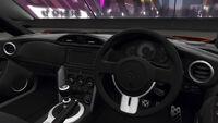 FH4 Toyota GT86 Dashboard