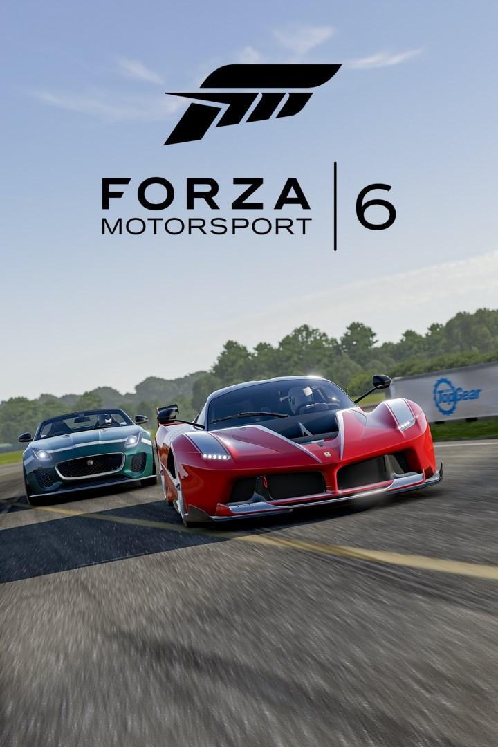 Forza Motorsport 6/Top Gear Car Pack
