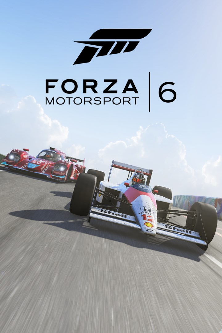 Forza Motorsport 6/eBay Motors Car Pack
