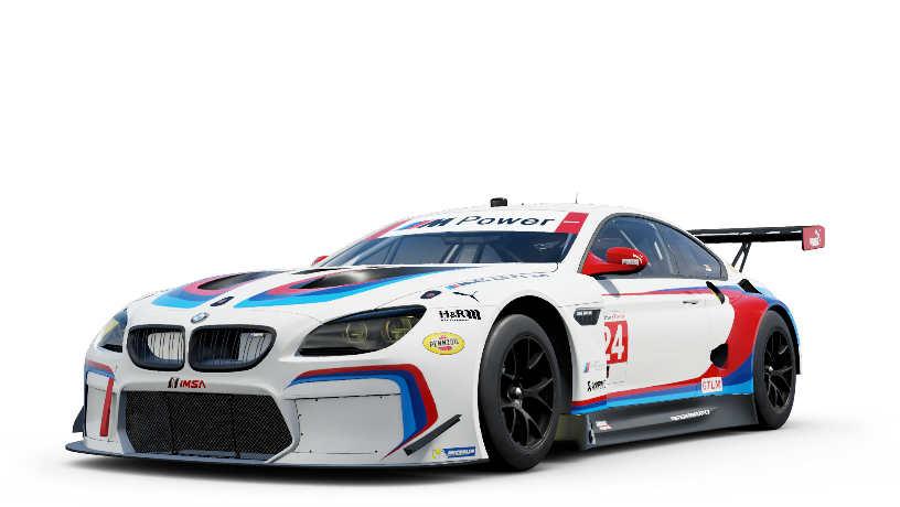 BMW 24 BMW Team RLL M6 GTLM