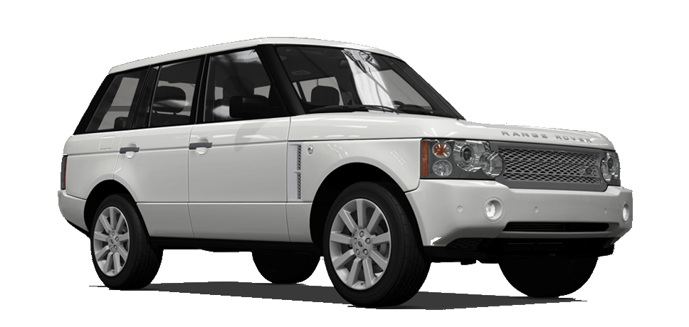 Land Rover Range Rover Supercharged (2008)