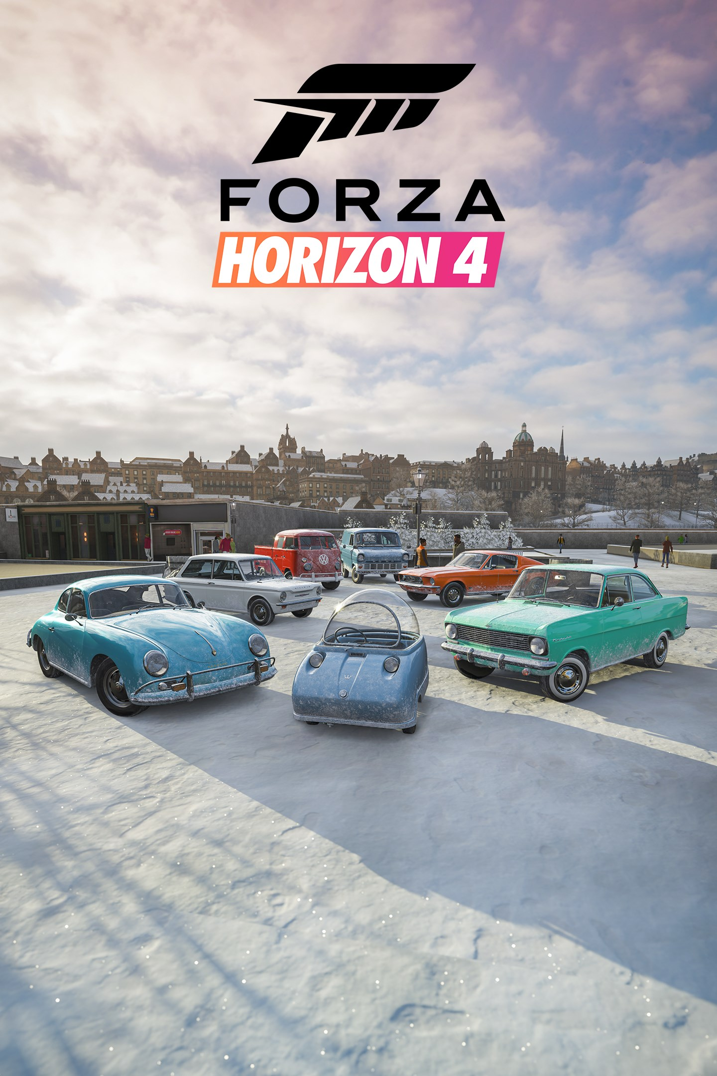 Forza Horizon 4/Icons Car Pack