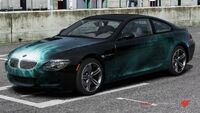 FM4 BMW M6 Design