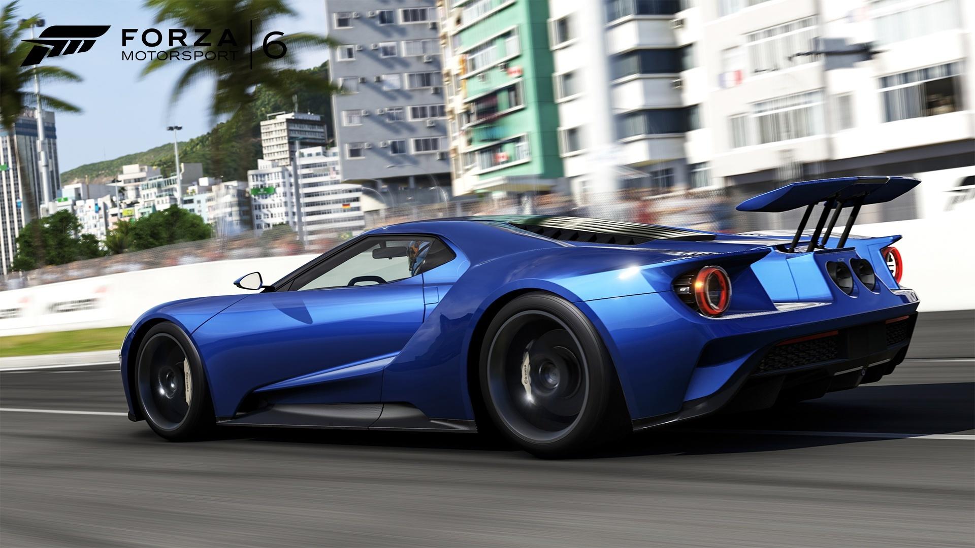 Forza Motorsport 6/Cars