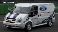 FM7 Ford Transit SSV Front