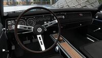 FH3 Dodge Charger 69 Interior