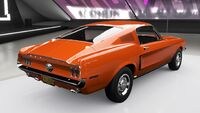FH4 Ford Mustang 68 Rear