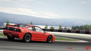 Pontiac Fiero GT in Forza Motorsport 4