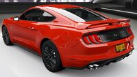 FH4 Ford Mustang 18 Rear