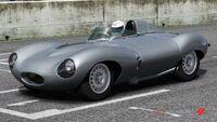 FM4 Jaguar DType