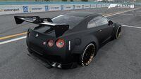 FM7 Nissan GT-R 12 FE Rear