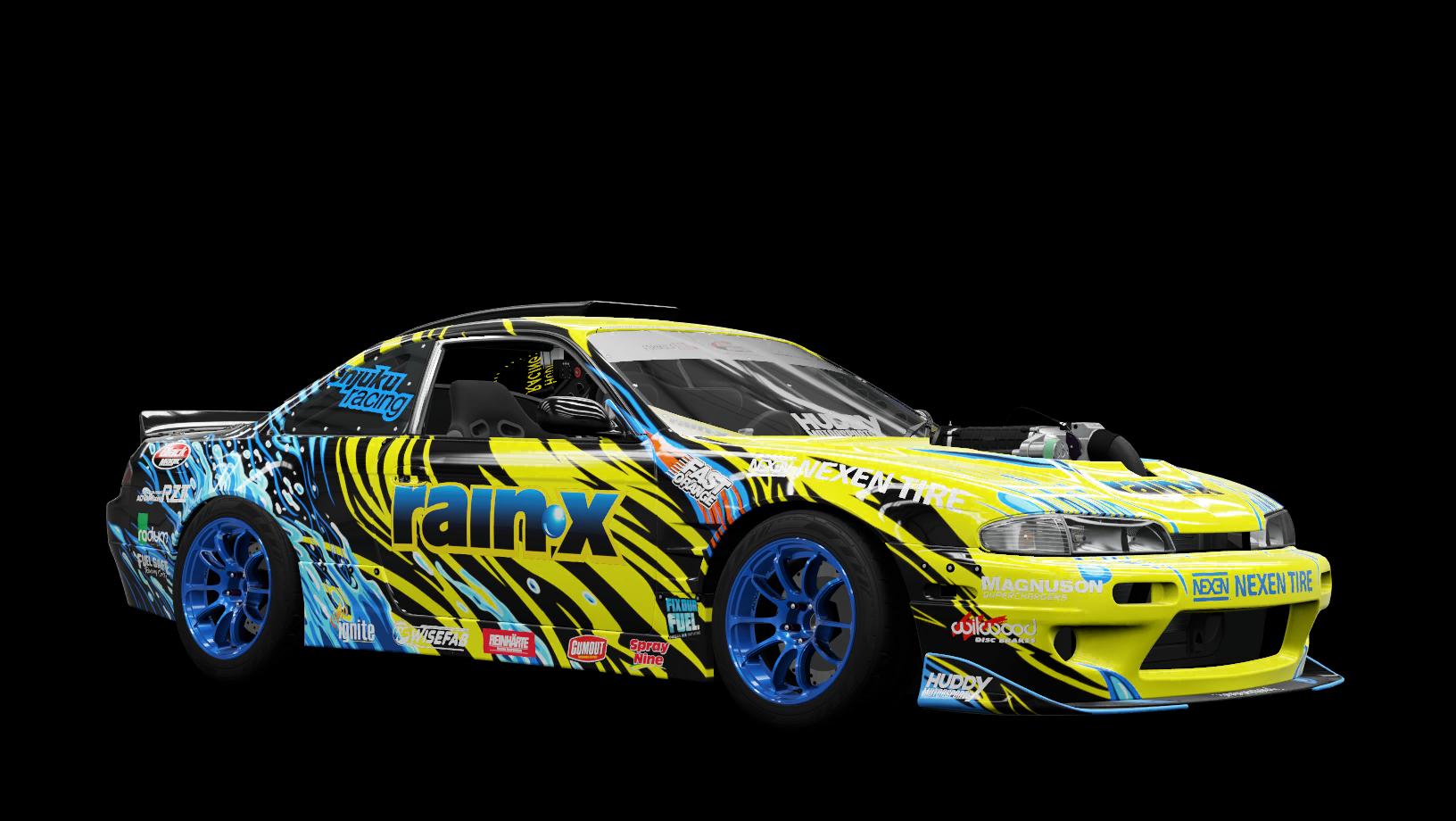 Formula Drift 118 Nissan 240SX