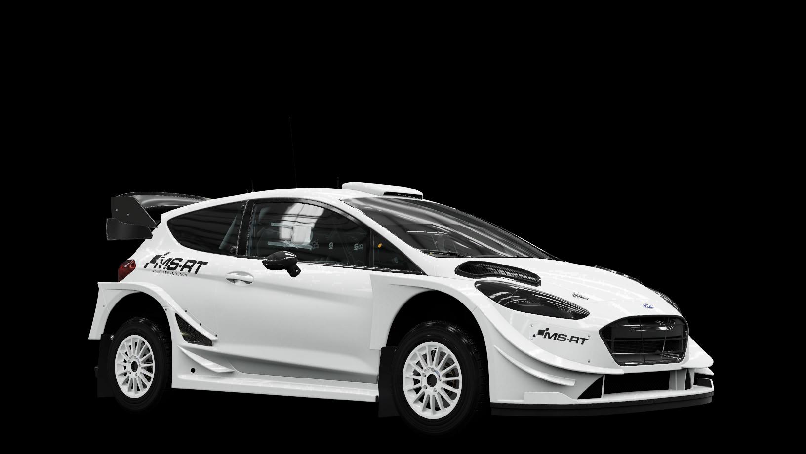 Ford M-Sport Fiesta RS