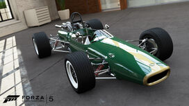 FM5 Brabham BT24 Promo