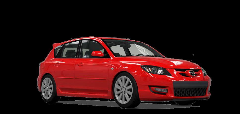 Mazda Mazdaspeed 3 (2009)