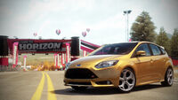FH Ford Focus ST
