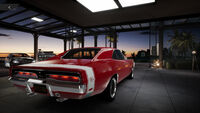 FS Dodge Charger 69 Rear