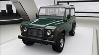 FH4 Land Rover Defender 90 front