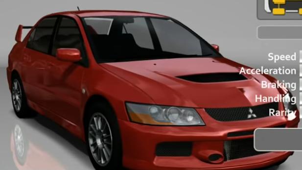 Mitsubishi Lancer Evolution IX GT