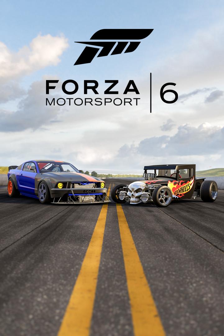 Forza Motorsport 6/Hot Wheels Car Pack
