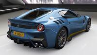 FH4 Ferrari F12tdf Rear