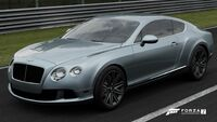 FM7 Bentley Cont 13 Front
