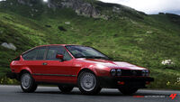 FM4 Alfa Romeo GTV6 Promo