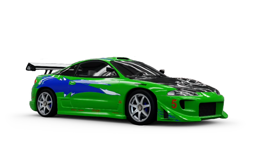 Mitsubishi Eclipse GS Fast & Furious Edition