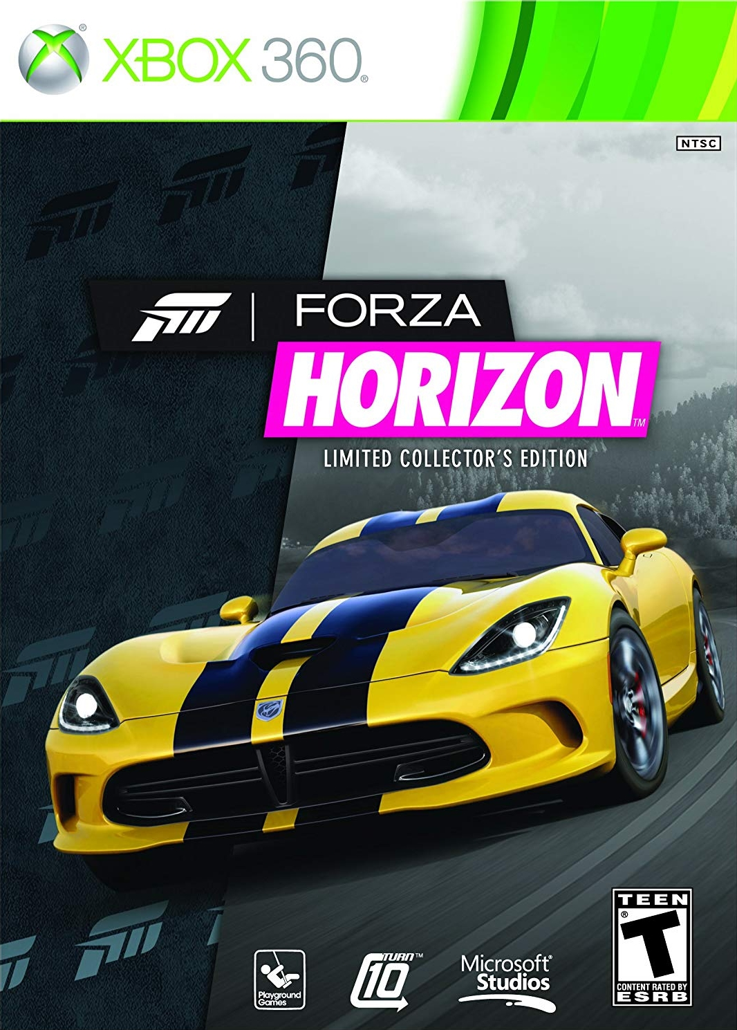 Forza Horizon/Limited Collector's Edition