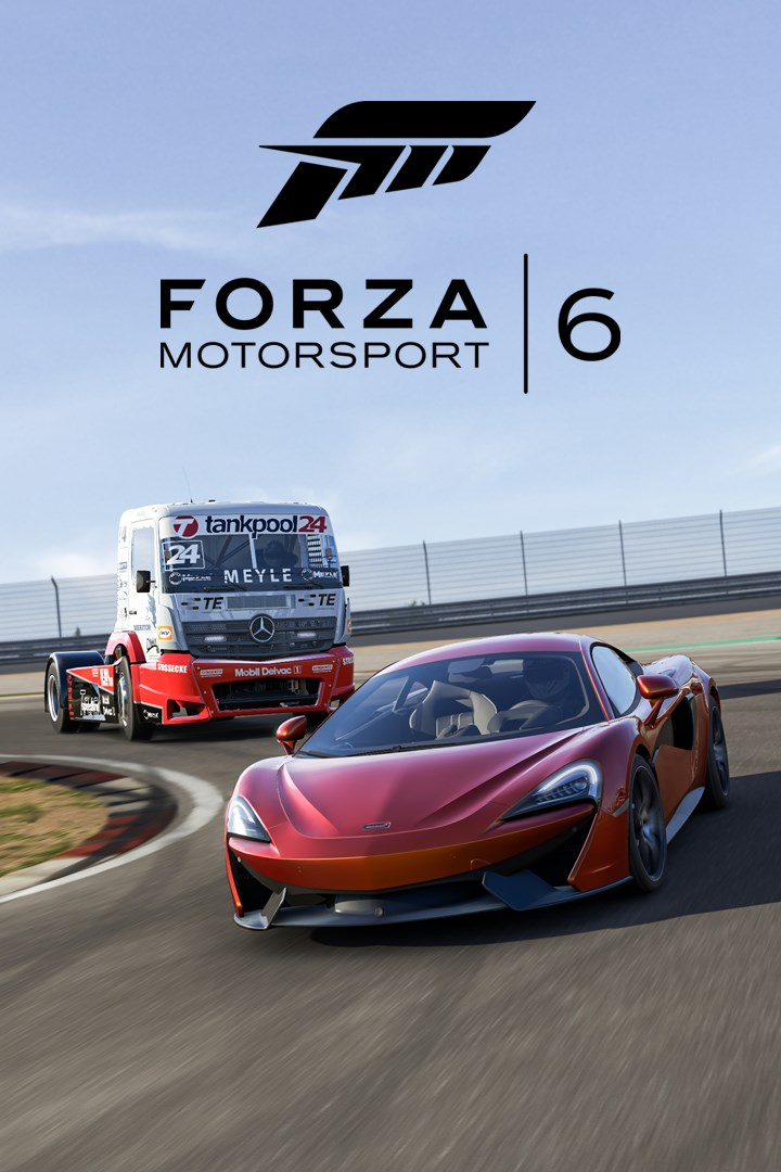 Forza Motorsport 6/Turn 10 Select Car Pack