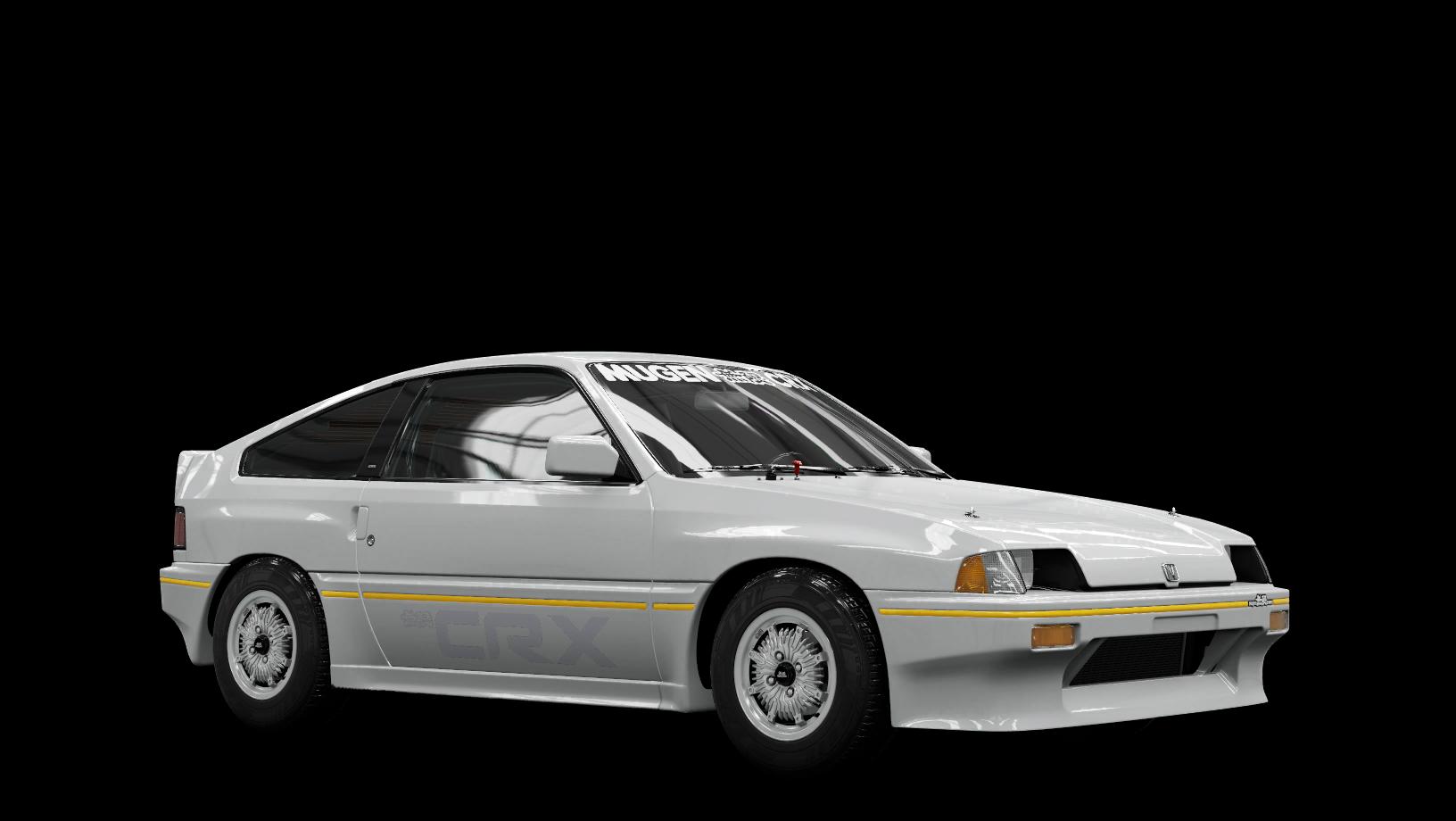 Honda Civic CRX Mugen