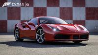 FM6 Ferrari 488 GTB Promo