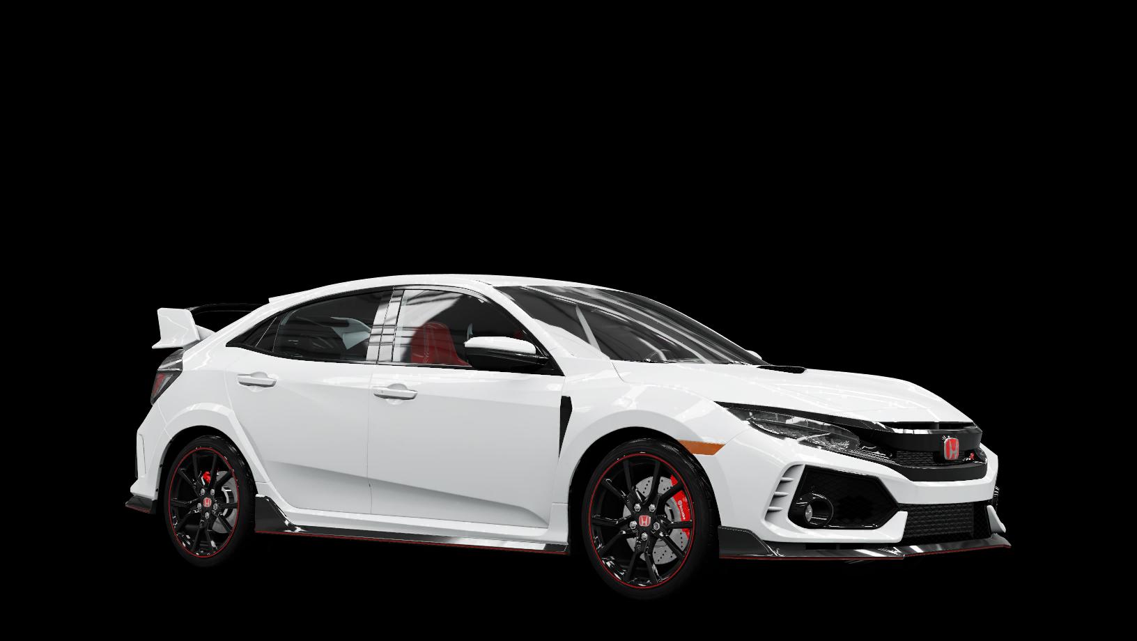 Honda Civic Type R (2018)
