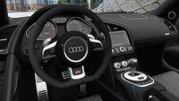FH3 Audi R8 13 Interior