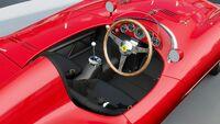 FH3 Ferrari 500 Interior